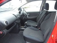 Nissan Note NISSAN NOTE ACENTA  1.4, 5 Door, Air Conditioning, CD Radio with 6 Speakers, Service Interval Indicator, Electric Power Steering, Electric Door Mirrors, Electric Front and Rear Windows, Central Locking