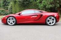 McLaren MP4-12C V8 Coupe with 1 Owner